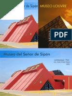 Museo de Sipan Y Louvre (1)