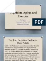 LifeSpan - Exercise on Cognition and Aging