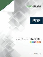 Cardpresso Manual