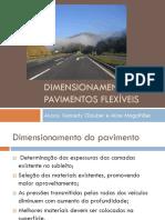 DIMENSIONAMENTO DE PAVIMENTOS FLEXÍVEIS.pptx