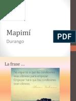 Mapimí