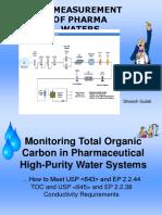 On-Line TOC measurement Presentation.ppt