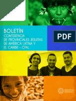 Boletín CPAL N° 4 - 2017 Agosto
