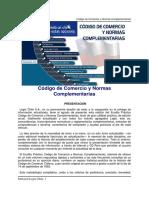 Codigo de Comercio y Normas Complementarias 2007-2008