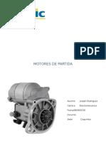 Motores de Partida