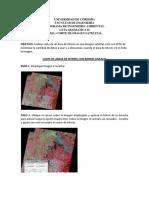 Guia Corte, Estadistica y Clasificacion de Imagen Satelital - Base Igac
