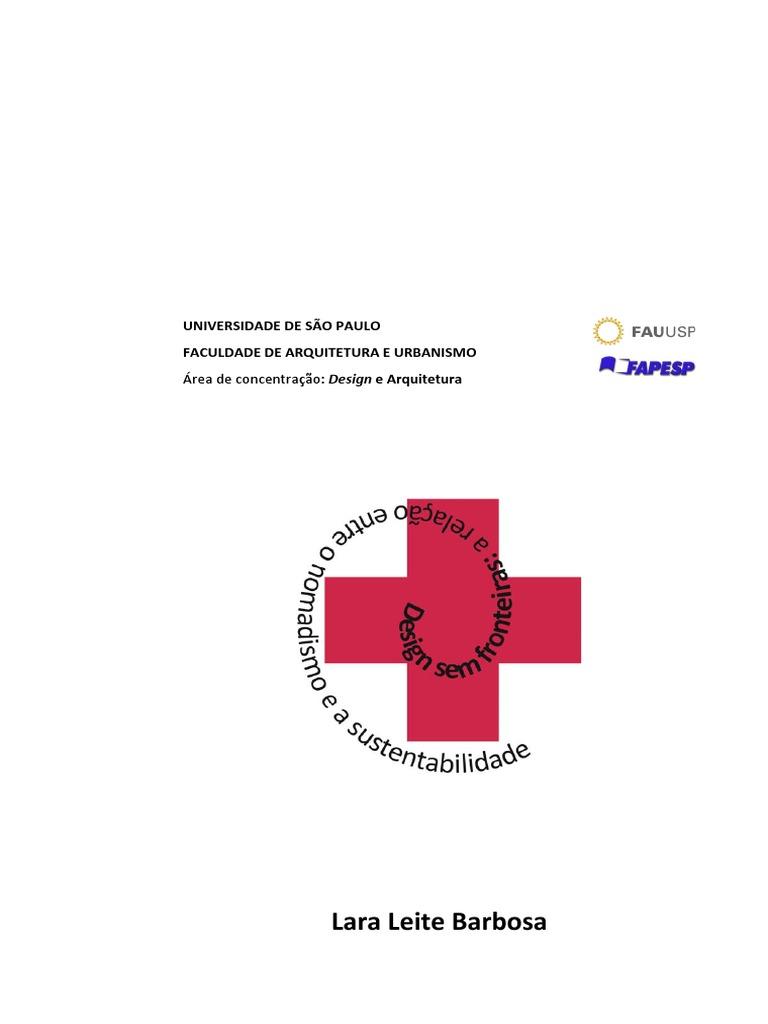 Design Sem Fronteiras- A Relação Entre o Nomadismo e a Sustentabilidade 2008 ffe669618f