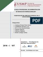 Exportación Chicha Morada