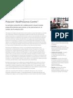 Realpresence Centro Data Sheet Es