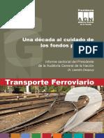 Libro Transporte Ferroviario