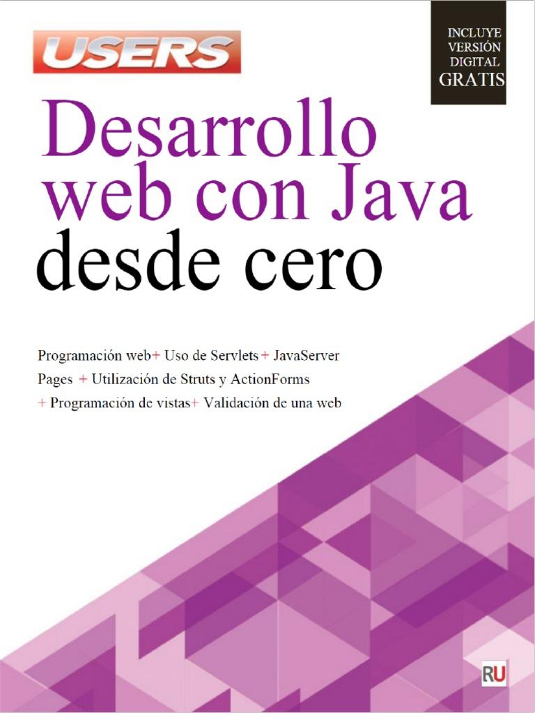 Desarrollo Web Con Java Desde Cero | PDF