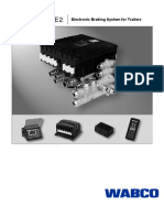 Wabco TEBS E2 Manual