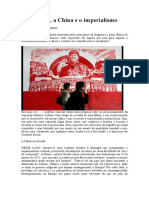 LOSURDO, Domenico. A Esquerda, A China e o Imperialismo