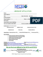nfcss membership application