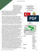 Ottoman Empire - Wikipedia
