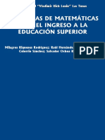 Problemas de Matematicas Para e - Milagros Riquenes-Rodriguez