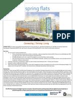 Victory Housing & Brinshore Development proposal