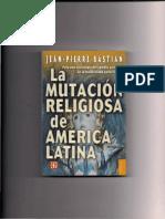 Jean-Pierre Bastian-La Mutación Rel en AL