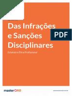 Resumo_Estatuto e Ética_Das Infrações e Das Sanções Disciplinares