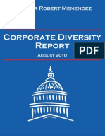 Corporate Diversity Report
