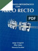 Arco Recto -Jorge Gregoret
