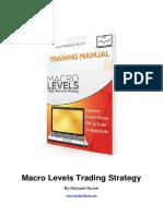 Macro Levels Trading Strategy