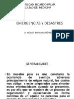 Clase 4 Mergencias y Desastres 2017 i