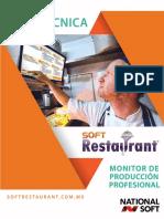 Ficha Tecnica Monitor de Produccion Professional 9.5