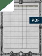 GM Appendix Printouts