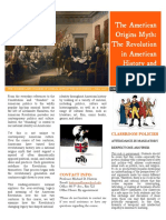 The American Origins Myth Syllabus