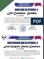EDM credenciales 2017