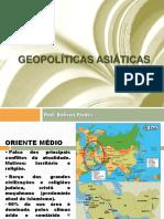 Geopolíticas Asiáticas 2