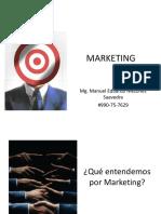 Marketing Ucv