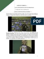 LAÉRCIO FONSECA – ¡Inevitable La Confrontación Entre Las Naciones! (PDF)