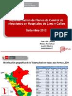 Plan Control de Infecciones