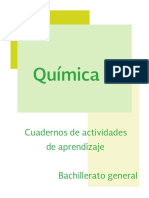 Libro de Actividades Quimica 2