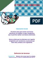 Valoracion Prenatal Por Enfermeria