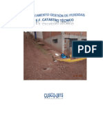 Informe Anual 2015 Catastro