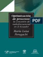 SM48 Perugachi Optimización de Procesos