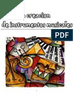 La Creación de Instrumentos Musicales