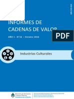 Cadenas de Valor_Industrias Culturales
