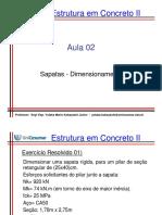 CONC2-A02-Sapatas_-_Exercicios