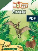 Dino Eggs Pteranodon