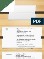 Español Proyecto 1