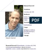 Raimond Kurzweil Biografia