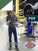 Catalogo Productos Dickies Mexico Ropa Trabajo Vigente