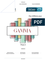Groupe 4 Phase 3 GAMMA