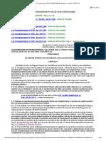Lei Complementar 769 de 30-06-2008 Reorganiza e Unifica o RPPS-DF