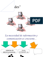 Redes Internet
