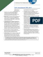 Bill Summary - 123rd Constitution Amendment Bill